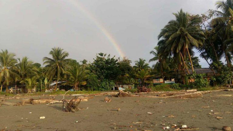 Arco iris · Turismo · Pacífico Colombiano · Ecoturismo · BePacific